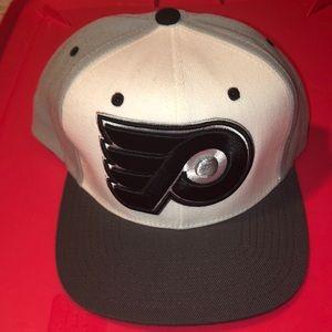 Philadelphia flyers mitchell and ness SnapBack hat